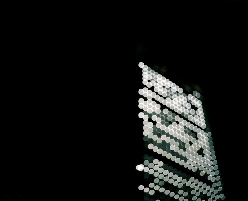 City / Order II, from series Defining Darkness, 2006