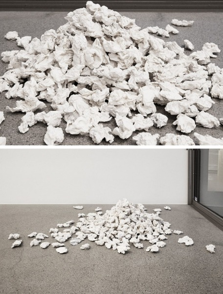 Installation Gathering (Solace), 2012-