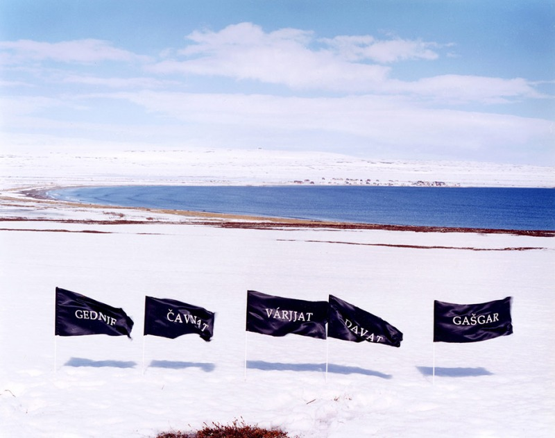 Language is a Foreign Country 14 (Place names), 2002