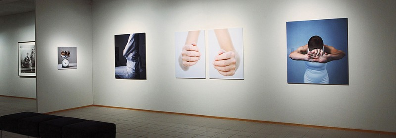 Installation view from Helsinki City Art Museum, Photography and Video NOW – The Helsinki School, 2010