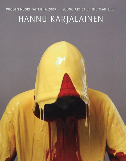 Young Artist of the Year - Hannu Karjalainen