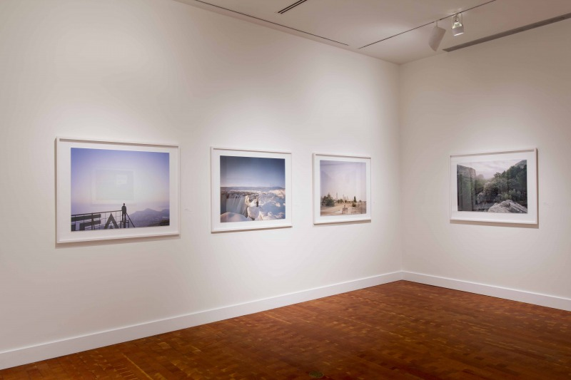 Installation View of 'The New Wave Finland' at the Scandinavian Institute, New York, USA 2013