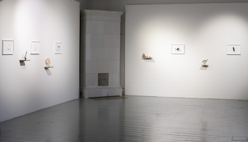 Installation View at Turun Taidehalli, Turku, Finland 2019