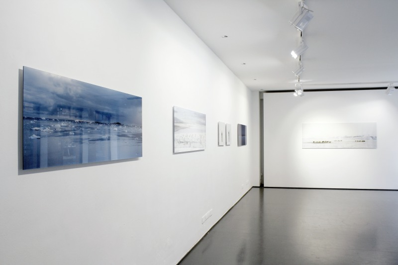 Installation View at Gallery Taik, Berlin, Germany 2013