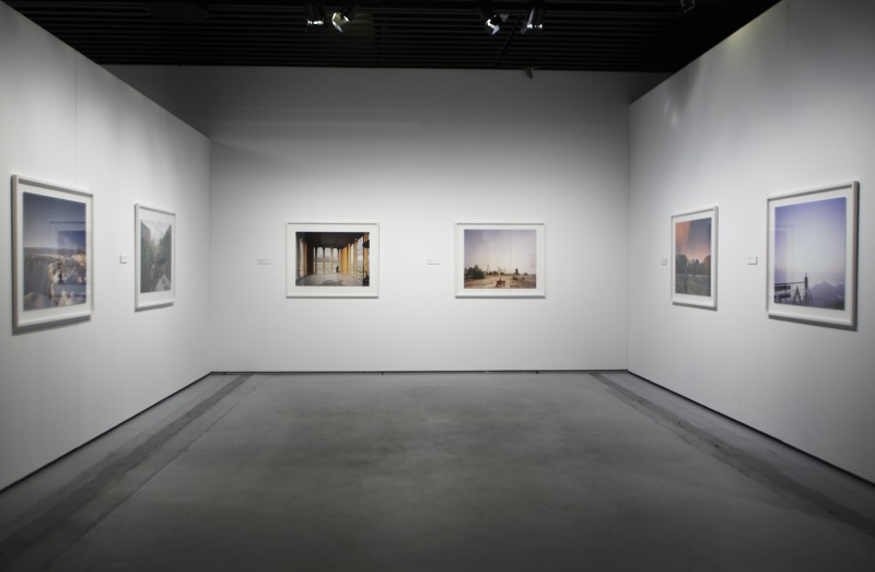 Installation View at Det Nationale Fotomuseum, Copenhagen, Denmark 2011