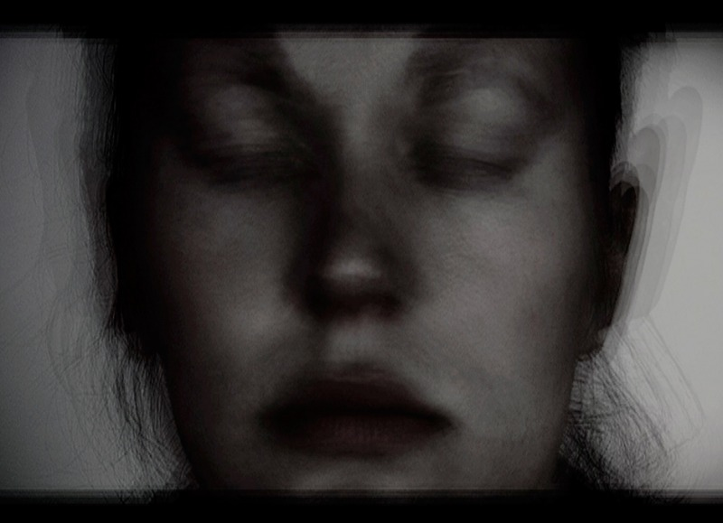 Untitled #15, video still from the Pain Project, 2010