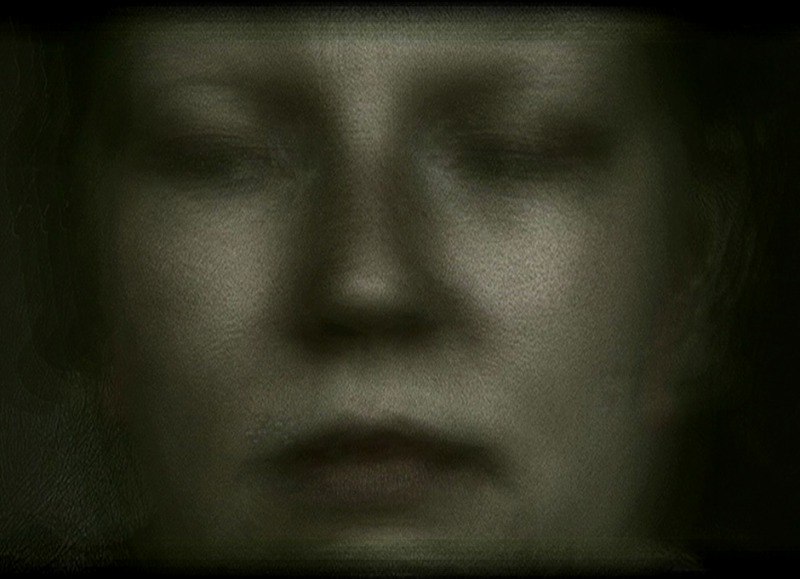 Untitled #20, video still from the Pain Project, 2010
