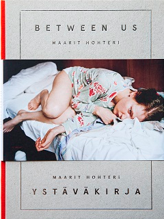 Between us - Maarit Hohteri