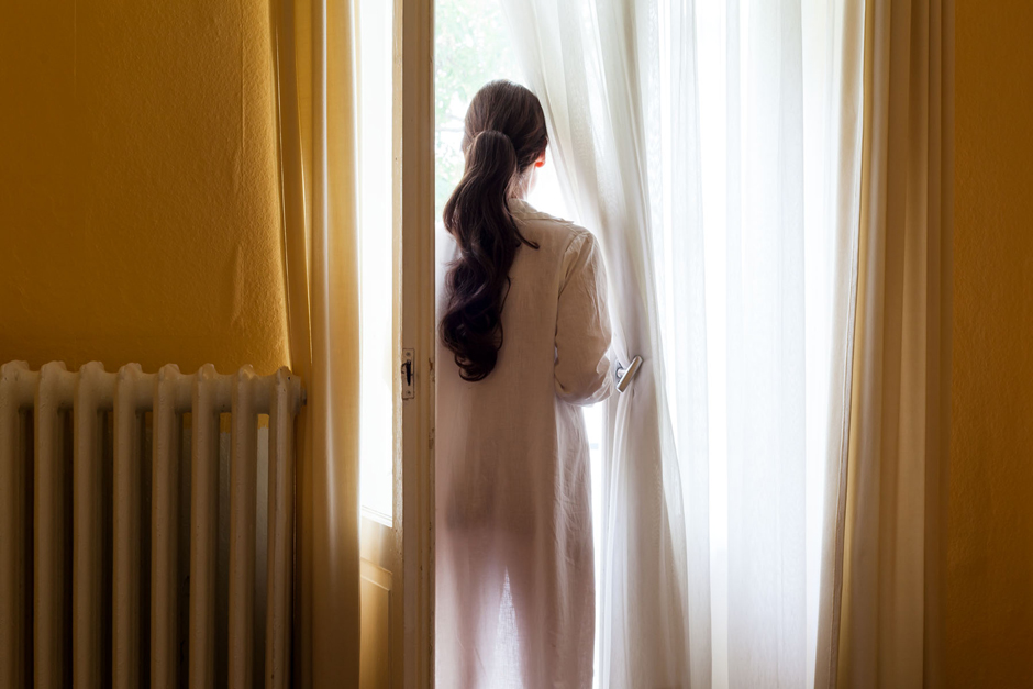 Untitled (White Nightgown), 2013