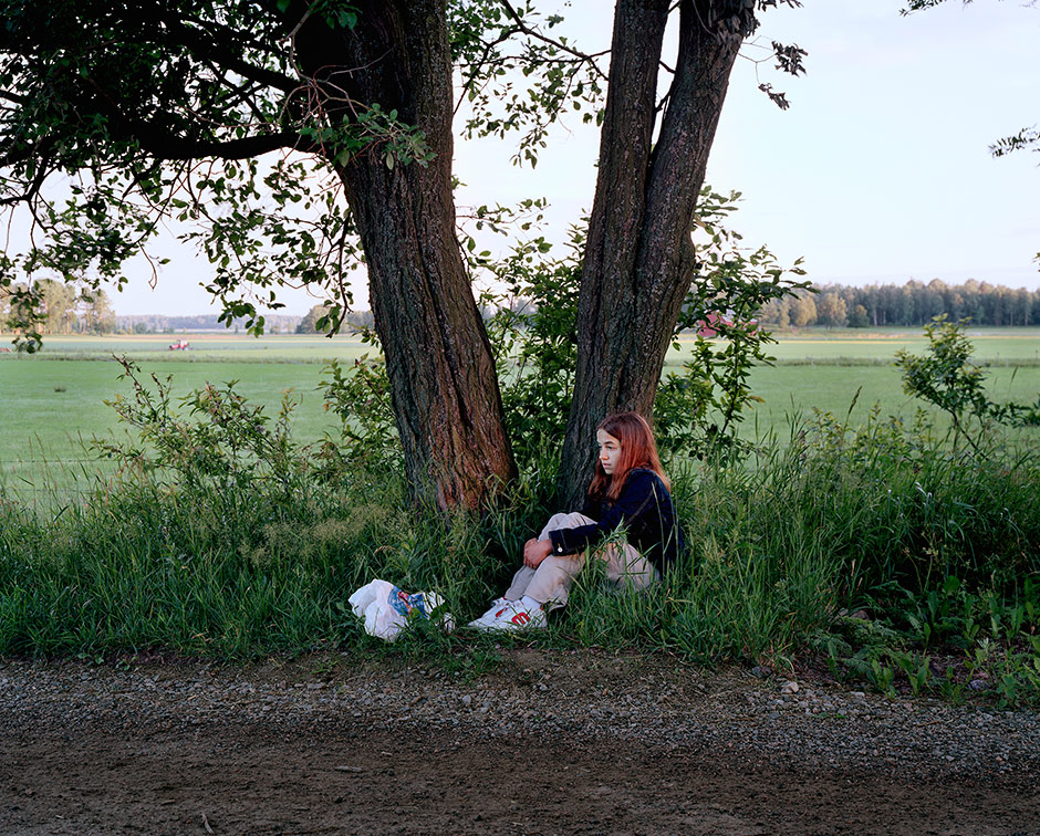 Untitled (Waiting), 2002,