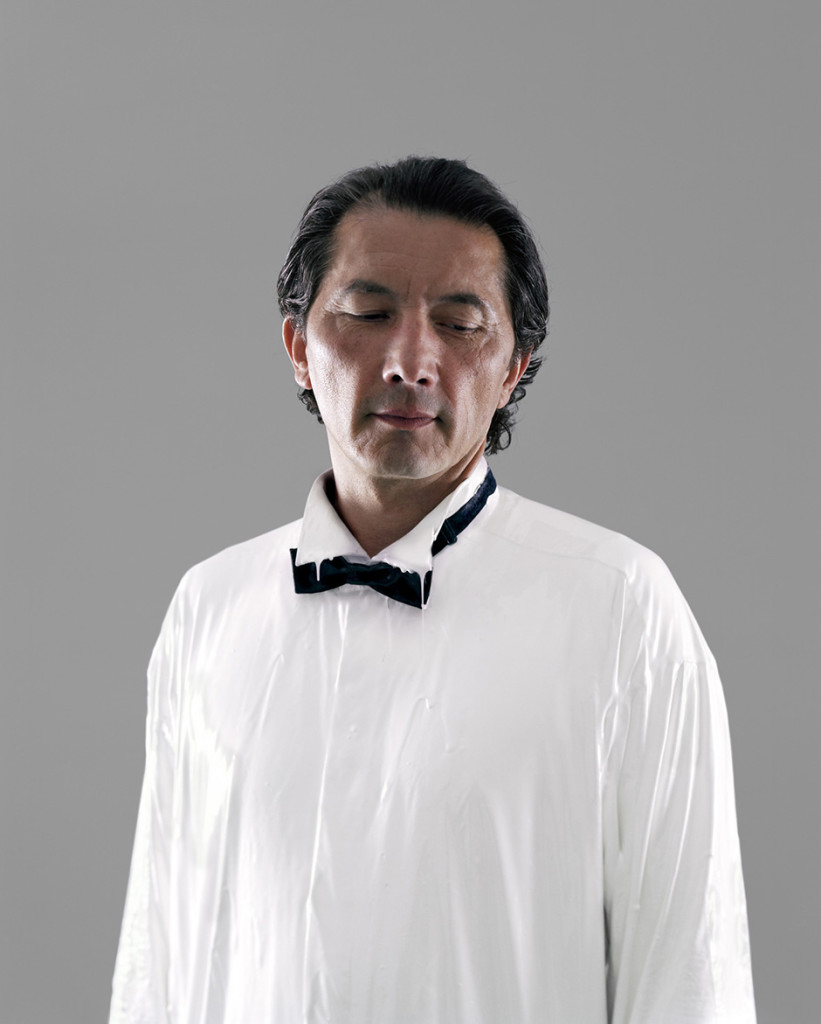 Man With Bowtie, 2009