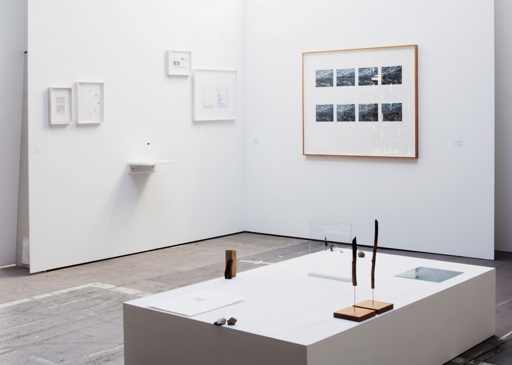 Installation View at ABC - Art Berlin Contemporary 2015