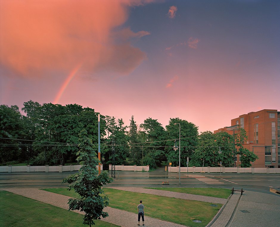 Last quarter of the daylight, 2008