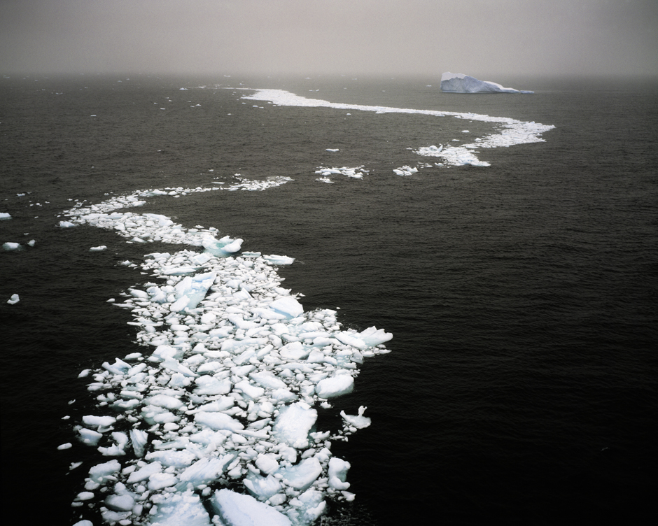 A Wake of Ice, 2010