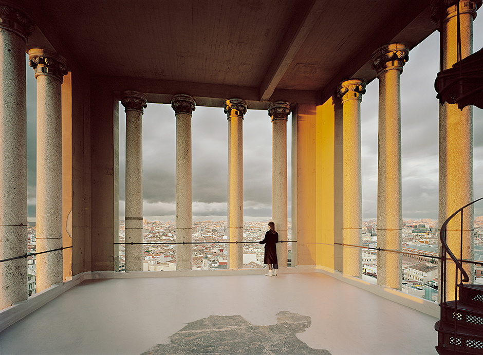 Contemplation, Madrid, 2004