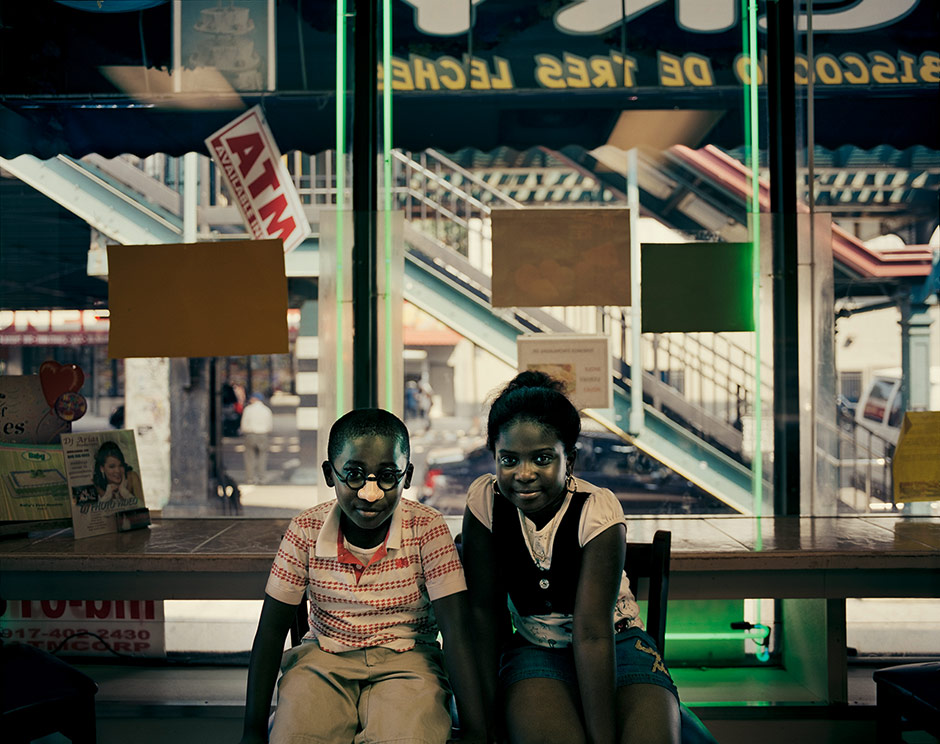 Jasmine and Derrick Amoateng, South Bronx, New York, 2011