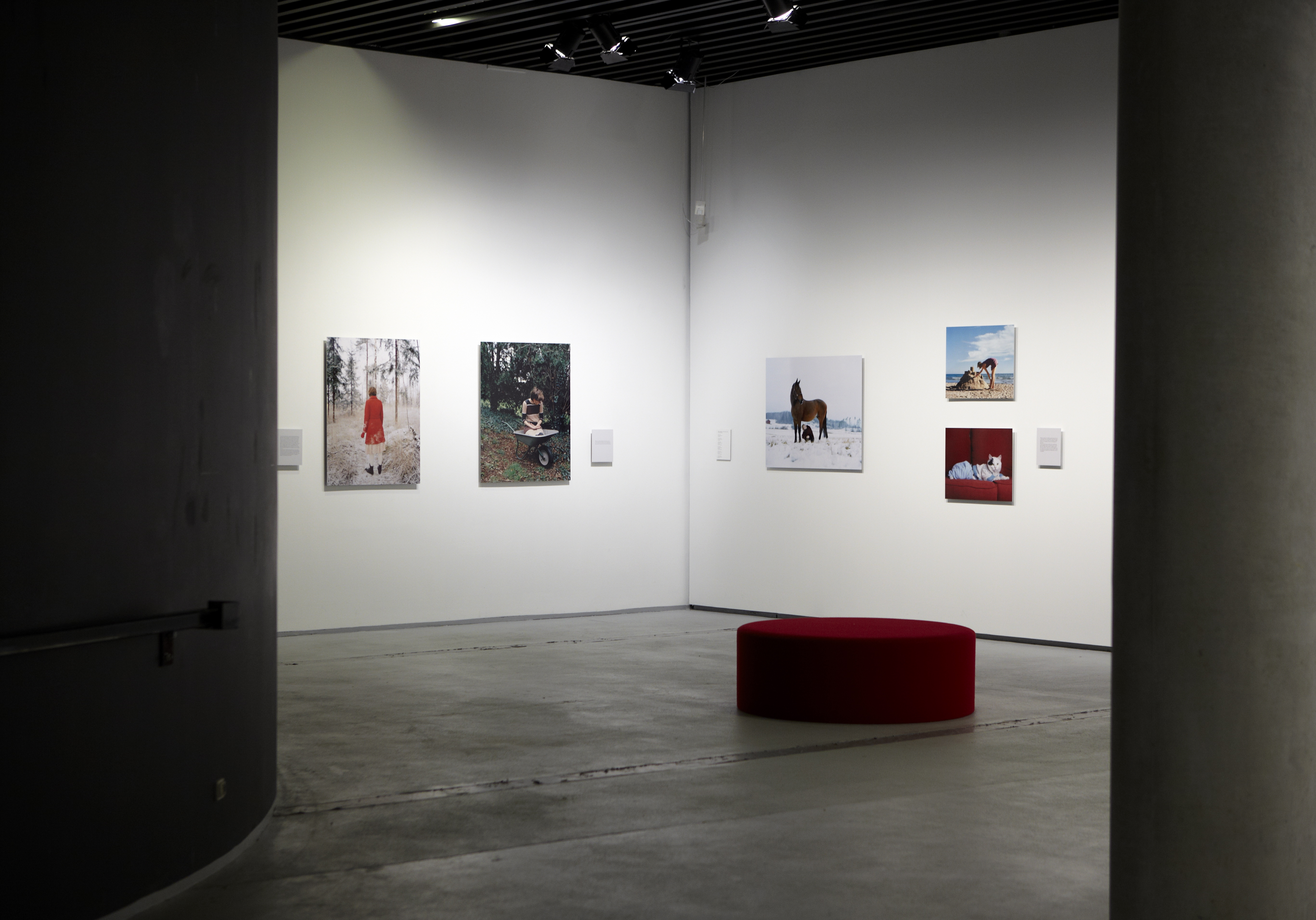 Installation View at the National Museum of Photography, Copenhagen, Denmark 2011.